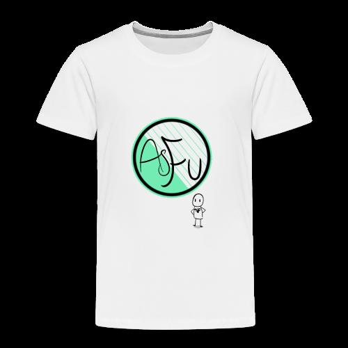 MintAsFu Logo - Kids' Premium T-Shirt