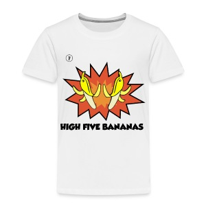 HIVE FIVE BANANAS - T-shirt Premium Enfant
