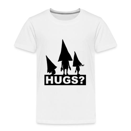 Hugs? - Kinder Premium T-Shirt