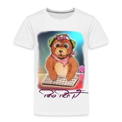 Piina Piich Masskottchen Standart - Kinder Premium T-Shirt