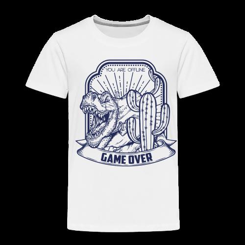 T Rex - Camiseta premium niño