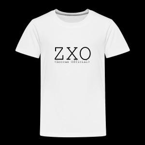 ZXO black - Kids' Premium T-Shirt