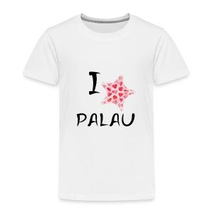 I Love Palau - Kids' Premium T-Shirt