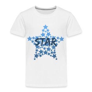 Blue star - Kids' Premium T-Shirt