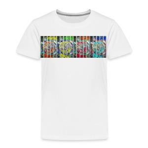 visage en prison 4FACES - T-shirt Premium Enfant