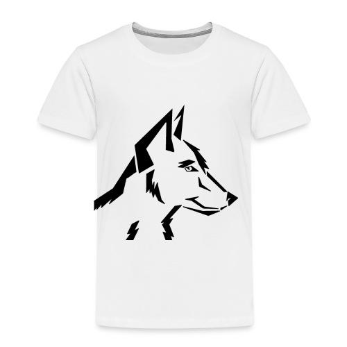 ArtDog WolfTribal - Kinder Premium T-Shirt