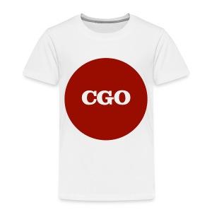 watermerk cgo - Kinderen Premium T-shirt