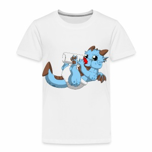 Little Big Dragon - T-shirt Premium Enfant