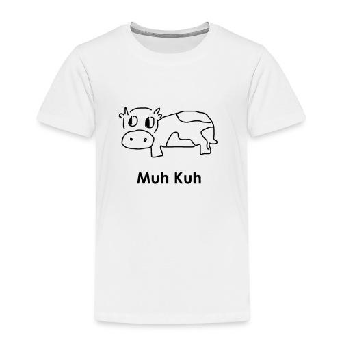Kuh - Kinder Premium T-Shirt
