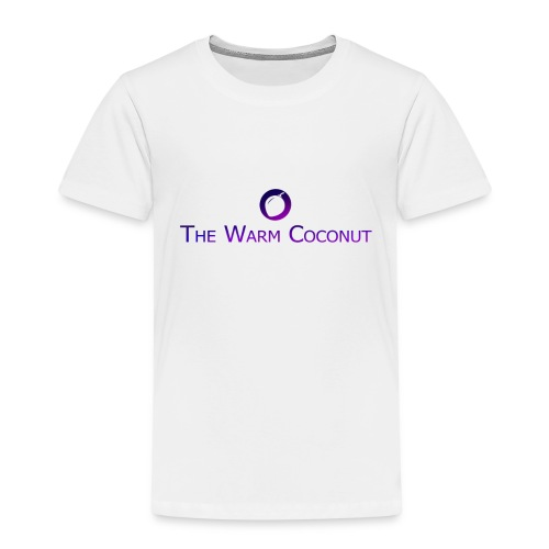 Purple coconut - Kids' Premium T-Shirt