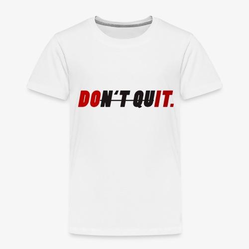 Motivations Design - Kinder Premium T-Shirt