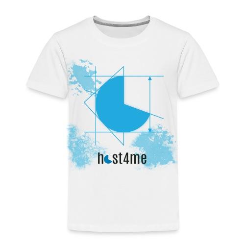 host4me Casual Look - Kinder Premium T-Shirt