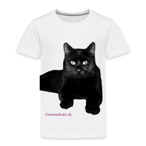 Gourmetkater - Kinder Premium T-Shirt