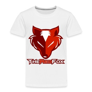 The Red Fox - Kids' Premium T-Shirt