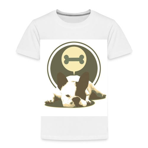 Lazy Dog - Kinder Premium T-Shirt