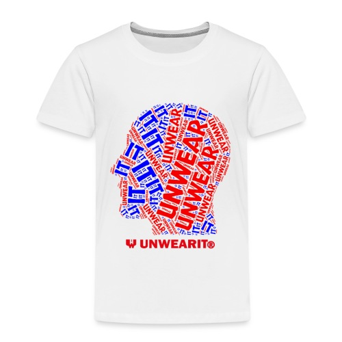 UNWEARIT IN MY MIND - Maglietta Premium per bambini