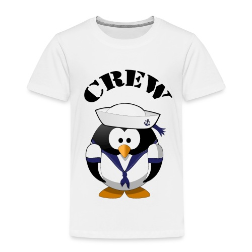 crew shirt - Kinder Premium T-Shirt