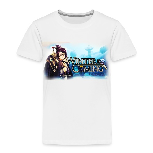 Overwatch and GameOfThrones Fusion - Kids' Premium T-Shirt
