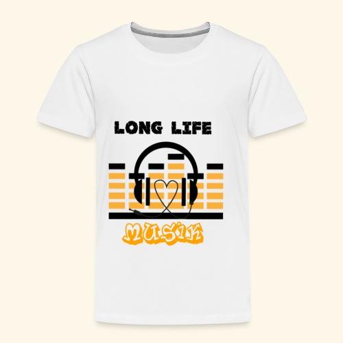 MusicFan - Kinder Premium T-Shirt