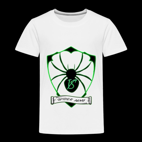 Spider army - Kinder Premium T-Shirt