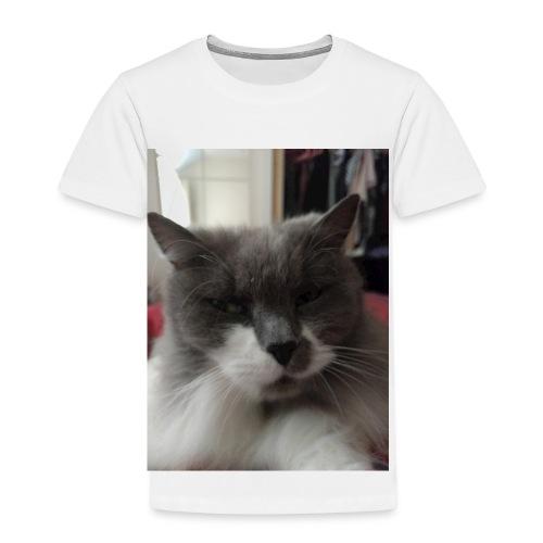 Moody cat - Kids' Premium T-Shirt