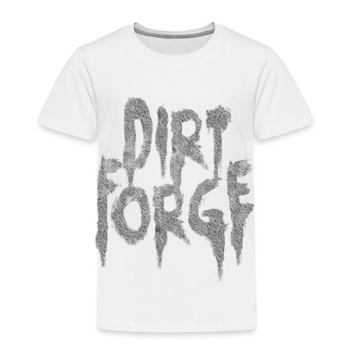 Dirt Forge Gravel t-shirt - Børne premium T-shirt