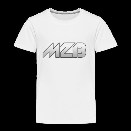 MZB Logo Design For Merch - Kids' Premium T-Shirt