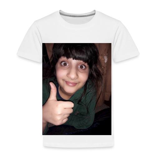 My sis face :-) - Kids' Premium T-Shirt