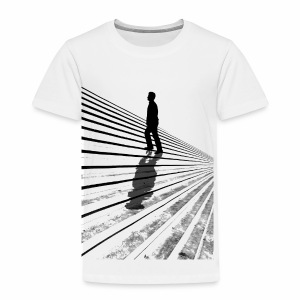 The steps - Kids' Premium T-Shirt
