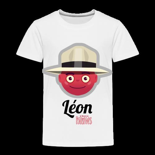 Leon (Le Monde des Pawns) - T-shirt Premium Enfant