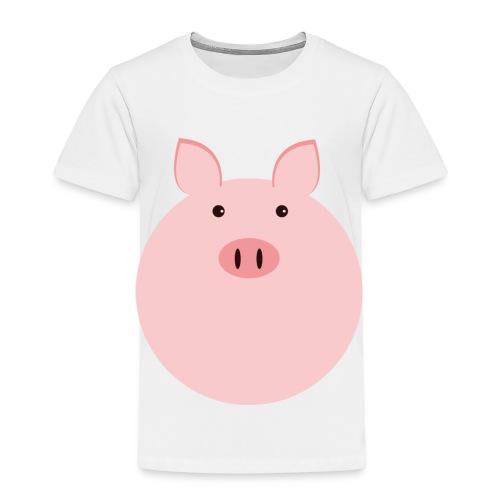 Schweinchen Fred - Kinder Premium T-Shirt