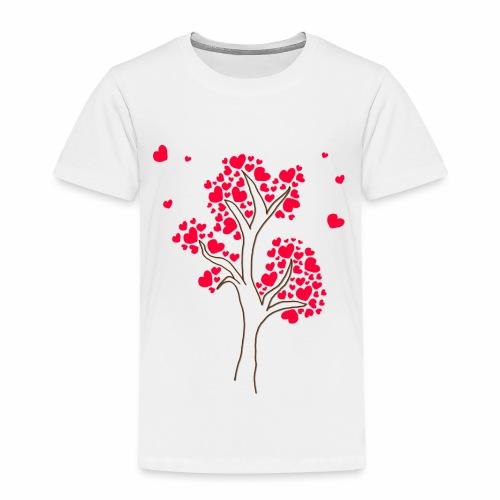 L'arbre fleurit et l'amitié aussi - T-shirt Premium Enfant