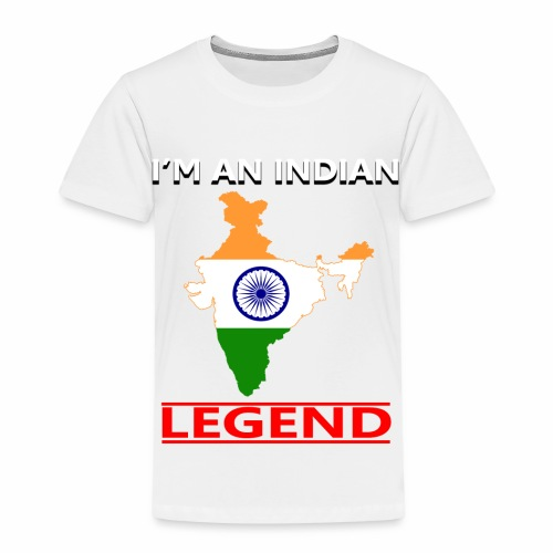 INDIA - Kids' Premium T-Shirt