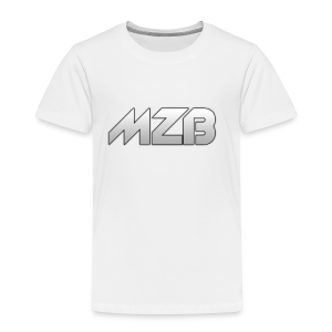 MZB Logo Design For Merch - Kids' Premium T-Shirt