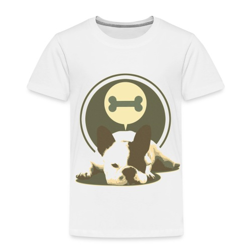 Lazy Dog - Kinder Premium T-Shirt