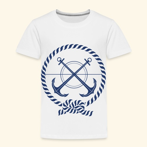 Ancoras - Kids' Premium T-Shirt