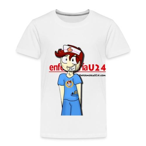 Enfermero Estresado U24 - Camiseta premium niño