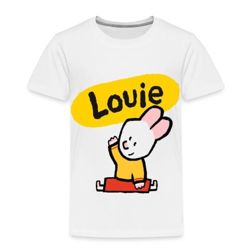 (ORIGINAL) la camiseta de Louie - Camiseta premium niño
