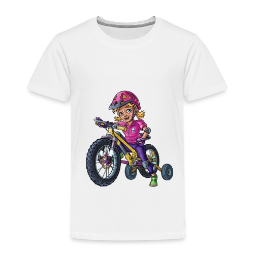 Little biker - Kids' Premium T-Shirt