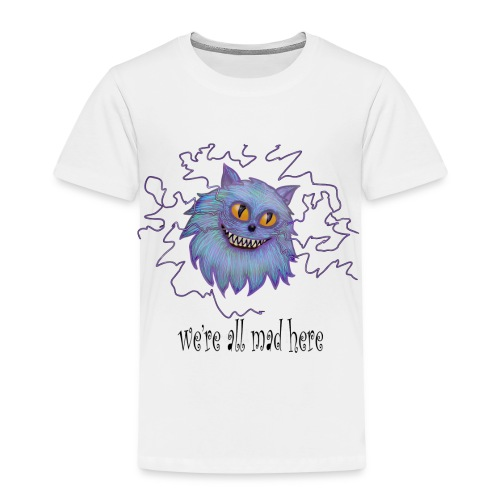 cheshire cat - Kids' Premium T-Shirt
