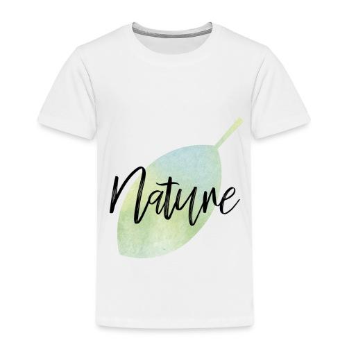 Nature - Camiseta premium niño