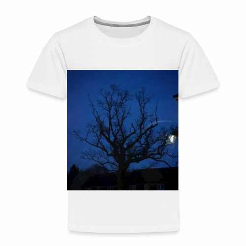 tree night sky - Kids' Premium T-Shirt