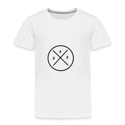 045 logo - Kinderen Premium T-shirt