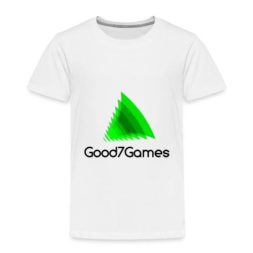 Good7Games logo - Kinderen Premium T-shirt