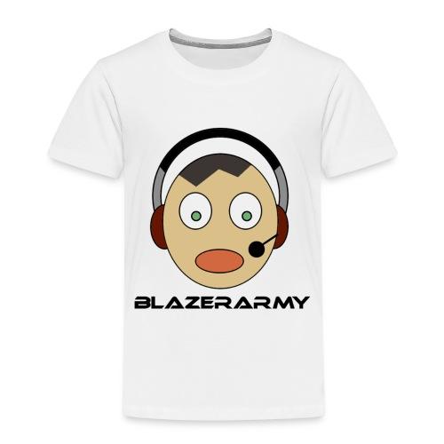 Blazerarmy Merch - Kinder Premium T-Shirt