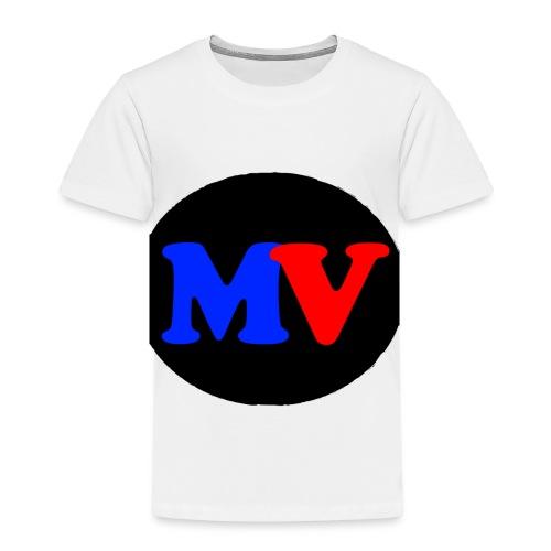 MaxterVixter - Premium T-skjorte for barn