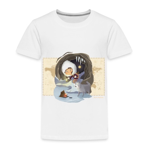 Expédition au grand nord - T-shirt Premium Enfant