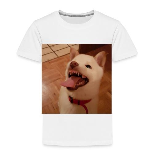 Mein Hund xD - Kinder Premium T-Shirt