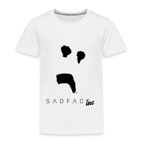Sadface - Kinderen Premium T-shirt