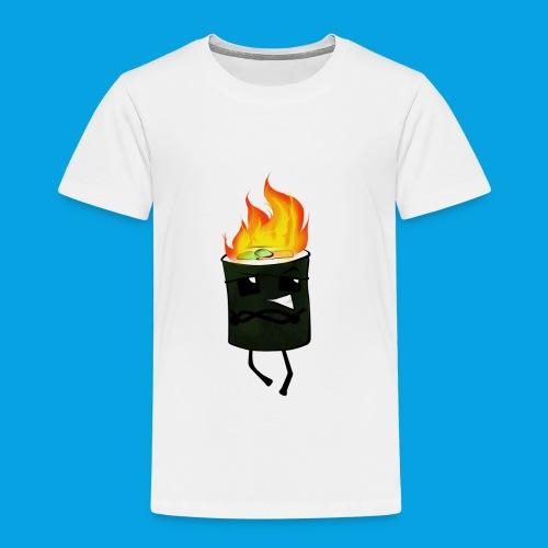 Die coole Sushirolle 2.0 - Kinder Premium T-Shirt
